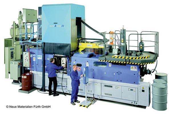JSW-Maschine